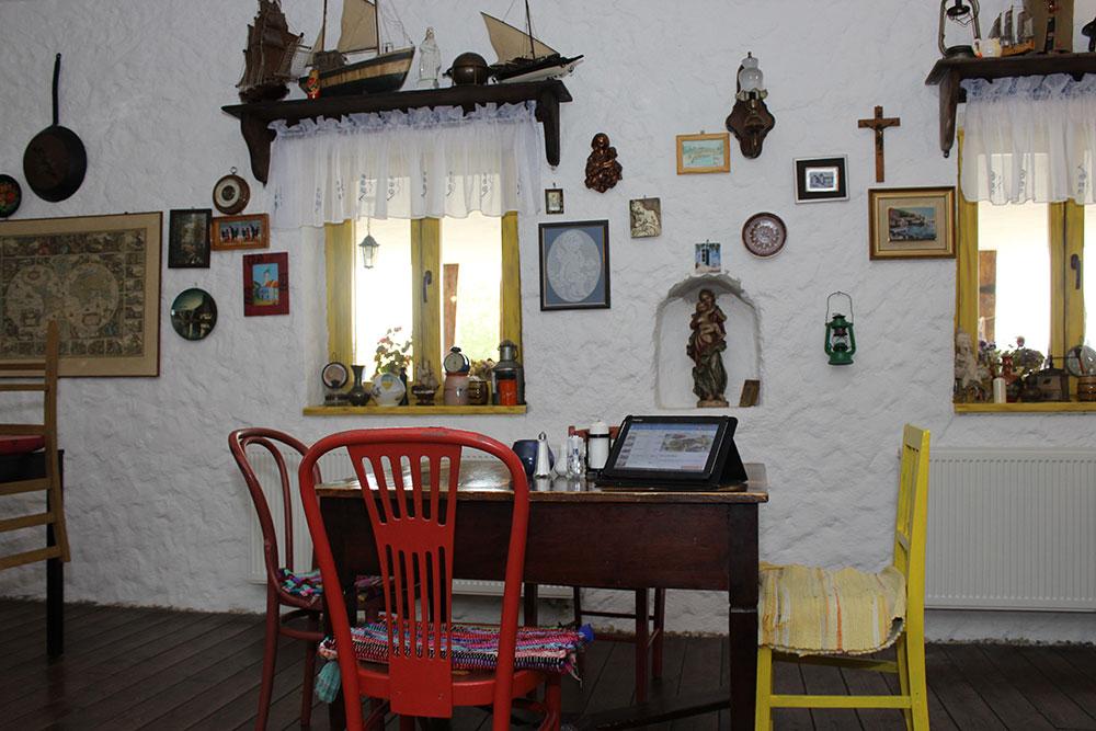 Restoran Santa Maria - detalj